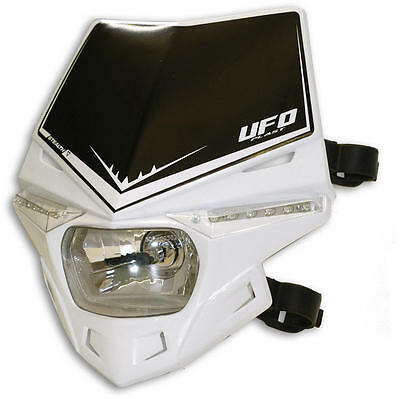 Ufo Light-Stealth Single Wh