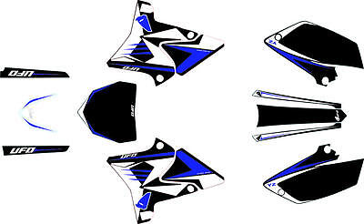 Ufo Graphic Kit Yz125-250 Res