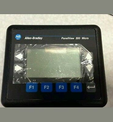 Allen Bradley PanelView 2711-M3A18L1 FRN 4.46 Series A Panelview 300 Micro Fast