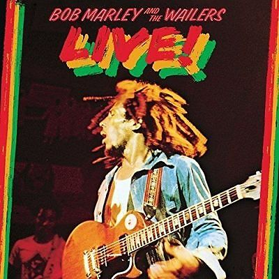 BOB MARLEY and the WAILERS ~ LIVE! ~ 180gsm VINYL LP plus MP3 ~ *NEW/SEALED*