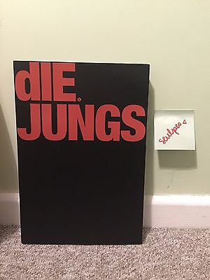 Exo Die Jungs Kpop Black Version Photobook Bts Big Bang Sm