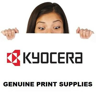 Genuine Kyocera 4 Colour Toner Set TK-594 KCMY Black,Cyan, Magenta, Yellow