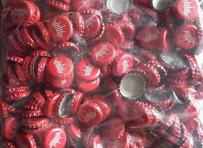 500 Budweiser recycled beer bottle caps diy free shipping