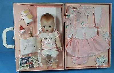 Tiny Tears Danbury Mint Reproduction in Porcelain of the Mid Century Original
