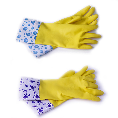 Rubber Gloves For Kids - Ages 2-5 & 6-9
