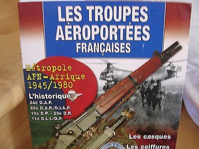 LES TROUPES AEROPORTEES FRANCAISES (in French)