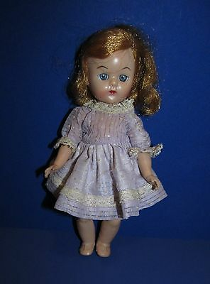 ON SALE!  Adorable 1950's Virga Pam with Unusual Hair Color!