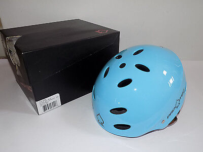 Pro-Tec Ace Wake Large Gloss Sky Blue Helmet 57-58cm