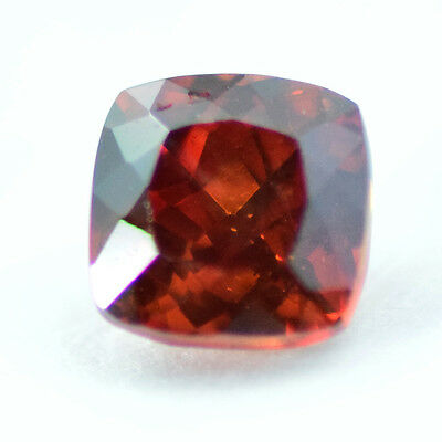 Natural Unheated Rare Certificate Gem Sphalerite Cush 1.69 Carats From Spain