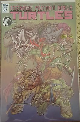 IDW Comics Teenage Mutant Ninja Turtles Unknown Comics Mat Nastos