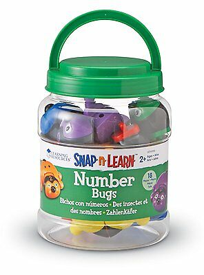 Snap-n-Learn Number Bugs