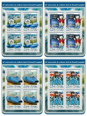 Z08 IMPERF ST17218c Sao Tome and Principe 2017 Donald Campbell MNH Mint