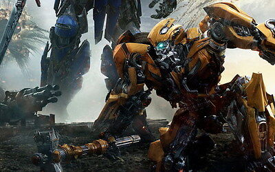 """019 Transformers 5 - The Last Knight 2017 Action Movie 38""""x24"""" Poster"""