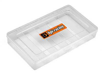 HPI 210x130mm Parts Box W/decals #110621