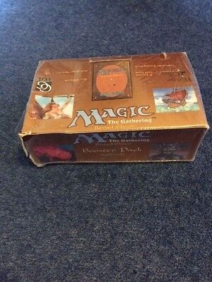 Booster Box - Revised - MTG Magic The Gathering - Sealed