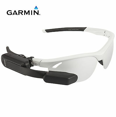 Garmin Varia Vision In-Sight Display Smart Cycling Wearable Glasses Bike Ride