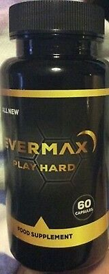 Evermax Play Hard 60 (Capsules)