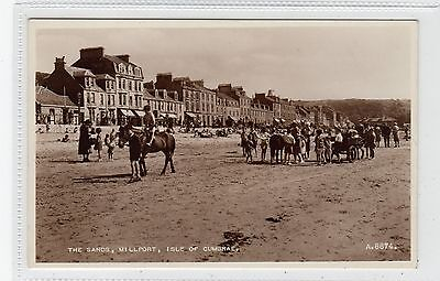 THE SANDS, MILLPORT: Isle of Cumbrae postcard (C27947)