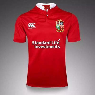 Lions Home Nations Rugby Jersey