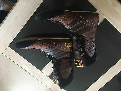 Adidas Tygon Leather Boxing Boots