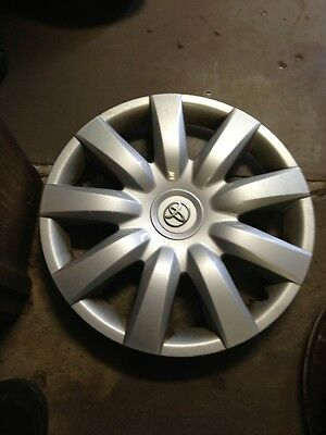 2004. 05 06. Toyota Camry 15 Inch Wheel Cover Hub Cap Used Factory42621-aa150