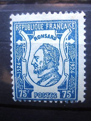 Timbres France-N° 209 Neuf* Avec Trace De Charniere