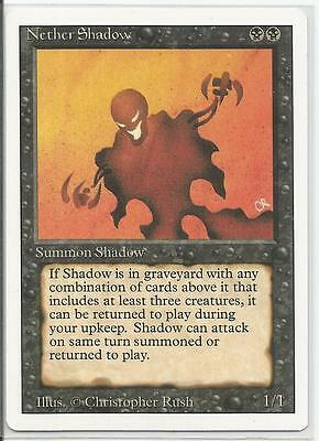 Nether Shadow - Revised - MTG Magic The Gathering - Near Mint