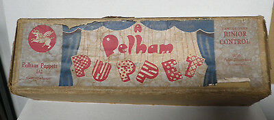 Pelham Puppet Vintage 1950's Mexican girl original box.