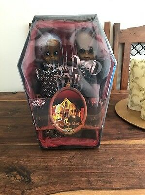 Living Dead Dolls Presents American Gothic - Mint In Box - Rare