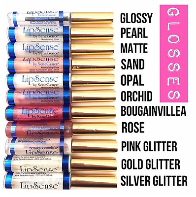 LipSense Gloss - Hydrating & conditioning. Use on it's own or with LipSense!