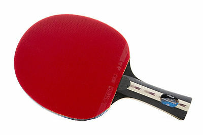 Professional Champion Table Tennis Racket Ping Pong Paddle Wooden Handle Bat