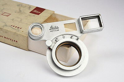 Leica SOMKY / SOOKY 16507 Closeup Adapter For M3 (Boxed)