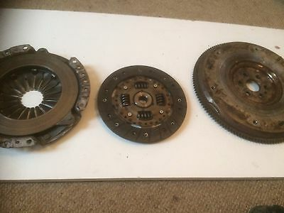 Ford Ka Mk1 1.3 Duratec Complete Clutch And Flywheel Kit 96-08