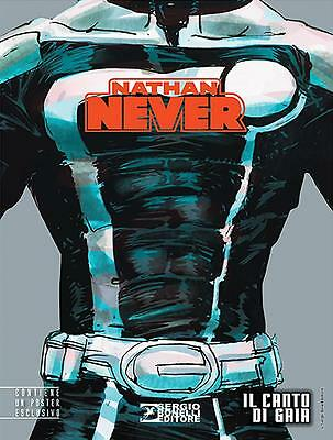 Nathan Never N° 312 - Cover Variant - Bonelli Editore -