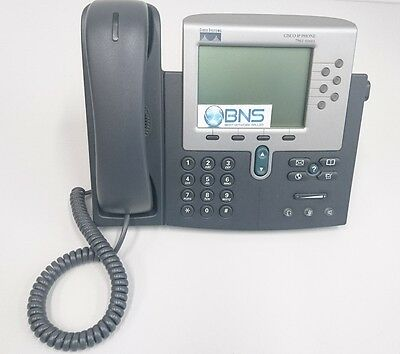 ★★★★ Cisco Unified IP CP-7961G 7961G 7961 VoIP IP Telephon Phone Telefon SCCP V.