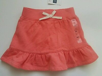 BabyGap Toddler Girl NWT Cotton Skirt & Bloomers Size 2 Toddler