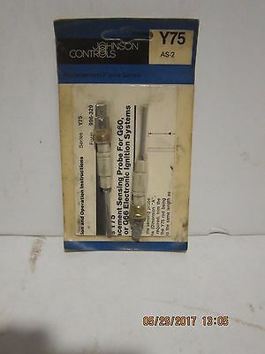 Johnson Controls Y75 AS-2 Replacement Flame Sensor-FREE SHIP NEW SEALED PACK!!!!