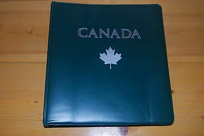 Weeda New condition Minkus Album, full set of pages to 1976 with Provinces