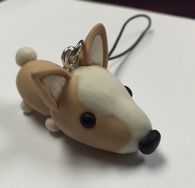 Custom Handmade Pembroke Welsh Corgi Dog Charm Puppy