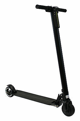 Kobe ALUMINUM Electric Kick Scooter BLACK Foldable E-Scooter, Free Shipping