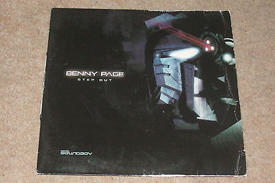 Benny Page – Step Out    2008   DUBSTEP!!