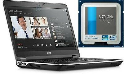 "Dell e6440 14""  fast i7  3.6 GHz 8GB RAM SSD+HDD BACKLIT keyboard"