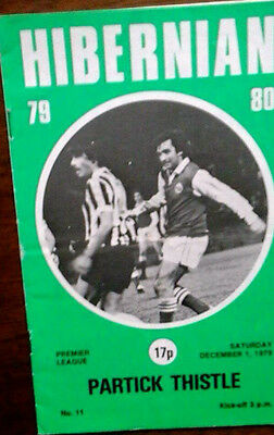 Hibs V Partick 1/12/1979  League George Bests 1St Home Game For Hibs
