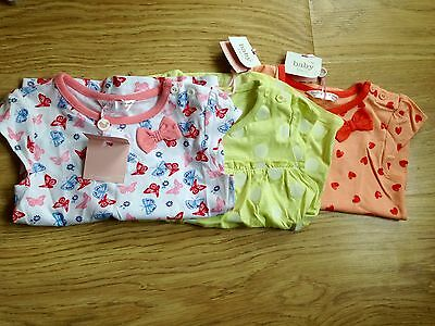 Gorgeous girls' summer T-shirt bundle 12-18 months M&Co BNWT