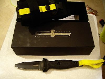 Knife for diving. Extrema Ratio Dicok Diving Compact