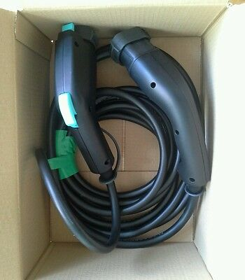 Genuine Original Oem Nissan Leaf Fast Charger Public Charging Point Cable *bnib*