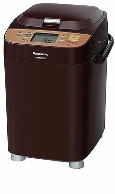 Panasonic home bakery 1 loaf type Brown SD-BMT1001-T from Japan 0413