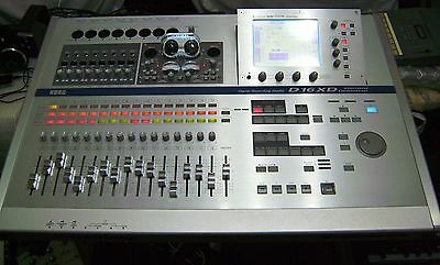 Korg D16XD Digital recording studio