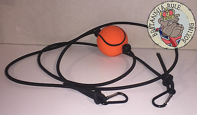 small Floor to ceiling double end punch ball, Sharpshooter ball for Boxing/MMA