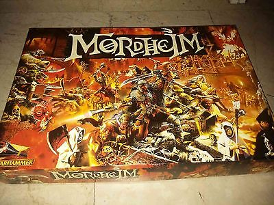 Games Workshop Mordheim City of the Damned Boxed Game Unpunched NIB New Unused